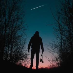 今夜が見頃!こと座流星群