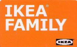 IKEA Familyの特典をもらってお得に買い物をしよう