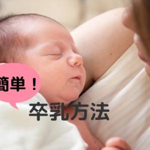 1歳1ヶ月で卒乳。夜間断乳もなし簡単に卒乳したポイント