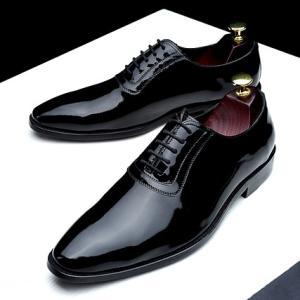 サラリーマンの革靴お手入れ方法