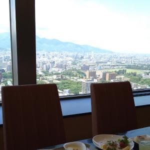 【札幌ビュッフェ】JRタワーホテル日航札幌 SKY J