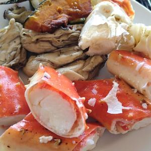 【タラバ蟹!牡蠣!ホテルビュッフェ】小樽グランドパークホテル テラスブラッセリー