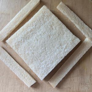 フワフワパンでタマゴサンド