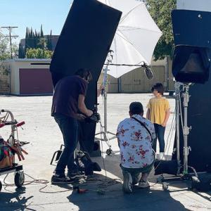 school movie shooting*