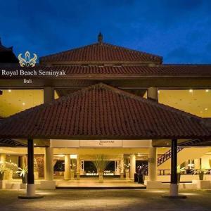 バリ島スミニャックにあるザ・ロイヤルビーチ・スミニャック(リゾートホテル)