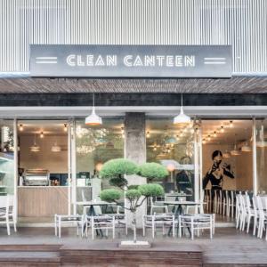 バリ島スミニャック'Clean Canteen Bali' レストラン(ベジタリアン向け)