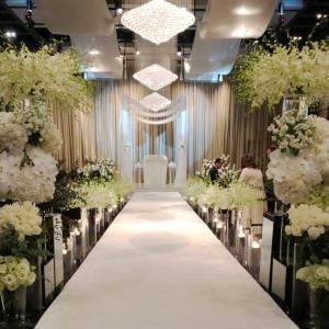 韓国の結婚式に参加 2日目/結婚式編