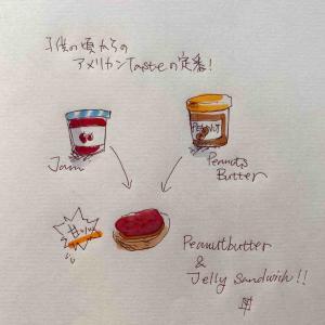 アメリカンなサンドイッチ!