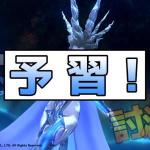 【FF14】幻シヴァ討滅戦攻略(予習用!)