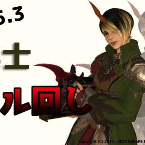 【FF14】召喚士 レベル80 スキル回し(パッチ5.3)