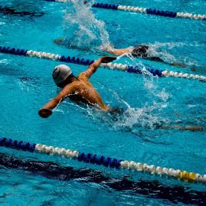 【競泳】小学生の全国大会である『とびうお杯』に行っているはずだった…