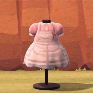 【あつ森】罪木蜜柑(ダンガンロンパ)の制服をマイデザインで再現!あつまれどうぶつの森 スーパーダンガンロンパ2 マイデザ