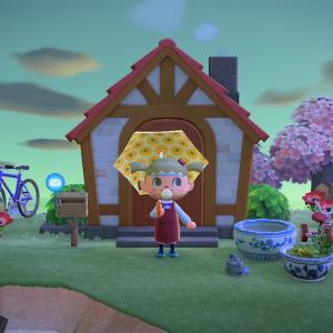 【あつ森】桜だ!エイプリルフールだ!イースターイベントもきたんだとかきてないんだとか!あつまれどうぶつの森