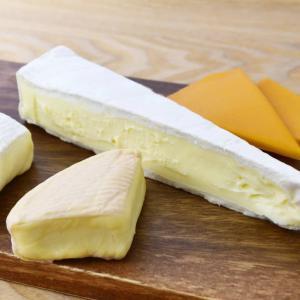 チーズを減らしてみた