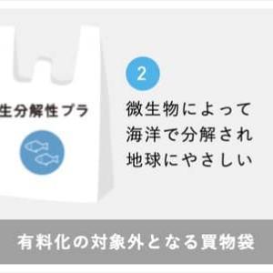 無料のコンビニレジ袋