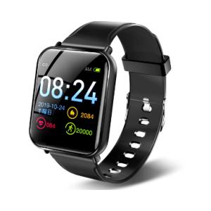 Amazonタイムセール中【最新型 Bluetooth5.0 1.3インチ大画面】 スマートウォッチ 本日限り[5/26日]