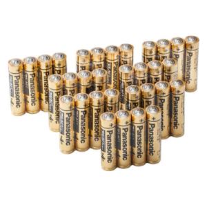 Amazonタイムセール中【パナソニック 単3形/単4形アルカリ乾電池 32本パック 】本日限り『5/27日』