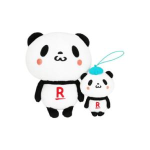【ポイント交換限定】お買いものパンダ&小パンダ ぬいぐるみセット 『楽天市場』