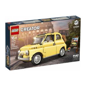 【流通限定商品】レゴ (LEGO) クリエイター エキスパート フィアット500