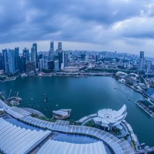 世界経済フォーラム シンガポール開催中止決定で良い追い風に期待