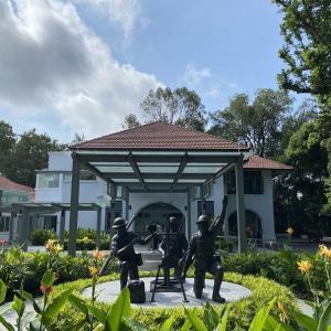 陥落前の激戦地パシパンジャン ~ ブキチャンドゥ 戦史展示館再オープン