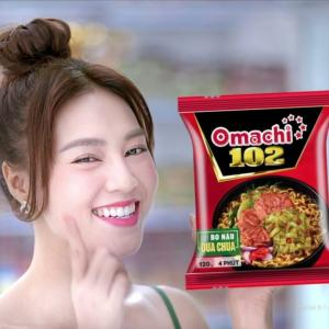 【2020年新商品】絶品!絶対に食べてみるべき、最高に美味しいベトナムのおすすめインスタントラーメン OMACHI 102
