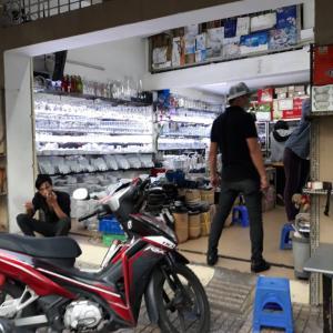【道具屋横丁】ベトナムで台所用品買うならここで決まり!!ホーチミンのキッチンストリート!