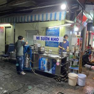 【ホーチミン版ラーメン】どローカル!ホーチミン10区のベトナム版ラーメンが最高の夜食な件