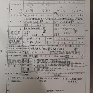 【ベトナム人と結婚】ベトナムの日本大使館に婚姻届を提出する方法 ぼくの実体験