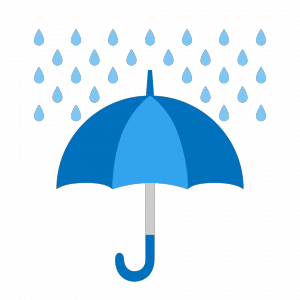 雨でもブログは楽しい~!新しい日常☆