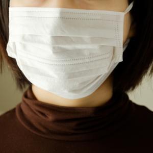 マスク2枚、えっ、何それ。コロナ対策がそれって。失礼かもしれないけど、なんか恥ずかしい。