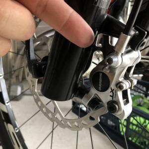 """【危険】自転車の油圧ブレーキが""""スカスカ""""になった時の対処法"""