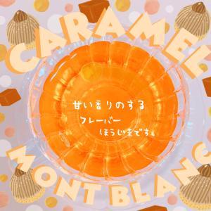 三国屋善五郎のスイーツほうじ茶、キャラメルモンブランを飲んでみた。茶葉の香り、お茶の味のレビュー。