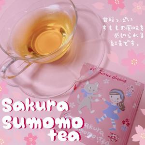 カレルチャペック 桜すももティーの茶葉の香り、味を徹底解説!