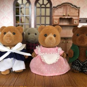 クマが増えました4