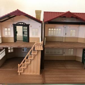 赤い屋根の大きなお家 クラシックカラー開封