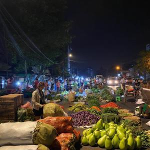 絶対一度は行ってみるべき、ミャンマーのナイトマーケット