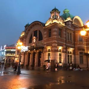 夜のソウル駅❣️