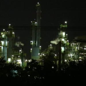 12個目 堺泉北臨海工業地域に行って夜景撮影してきた!