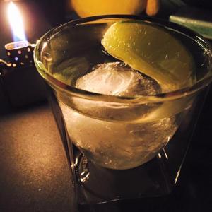 25個目 なんちゃってBARでロックの酒を飲んでみた!