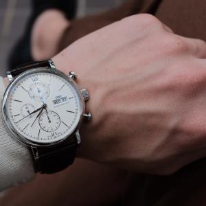 品行方正な時計「IWC ポートフィノ」