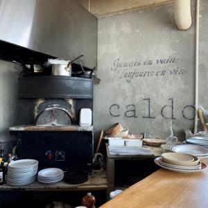 【神戸ランチ】ピザが美味しい!元町の隠れ家イタリアン「caldo(カルド)」
