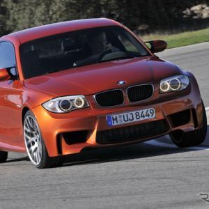 #オレンジが似合う BMW 1シリーズ Mクーペ#