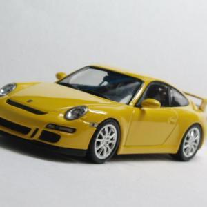 #ポルシェらしい顔つきに戻った  911 GT3 type 997.1#