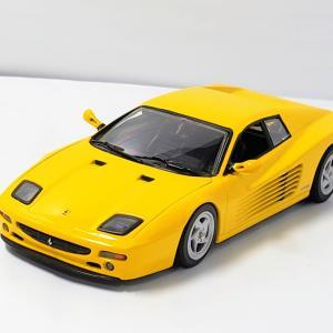 #テスタロッサの最終進化 フェラーリ F512M#
