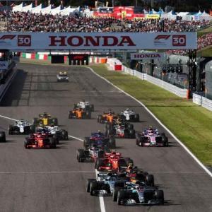 #2020 F1日本GPは中止に…#
