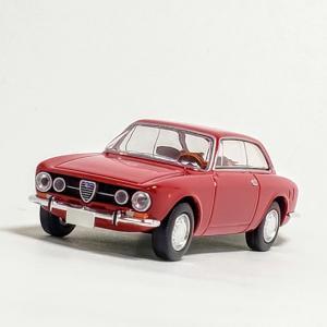 #トミカシリーズで唯一のモデル化 アルファロメオ 1750GTV#
