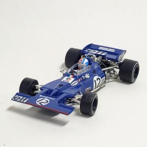 #フランスが生んだ天才ドライバー ティレル002 フランソワ・セベール 1971#
