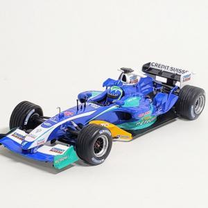 #青いフェラーリと呼ばれた ザウバーC24 フェリペ・マッサ#