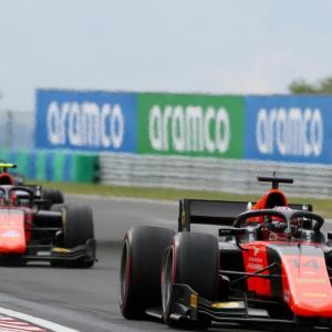 #『2週連続で君が代が流れる』 FIA F2 松下 信治選手 今シーズン初優勝#